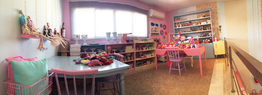 Panda Pink Studio