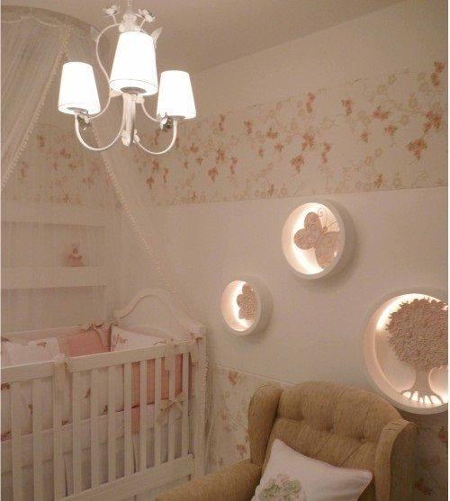 quarto de bebê decoração