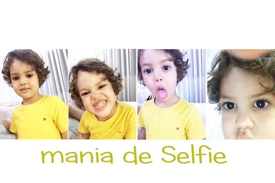 Selfie infantil