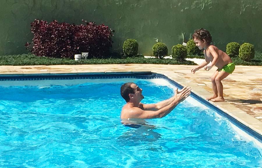 natação infantil