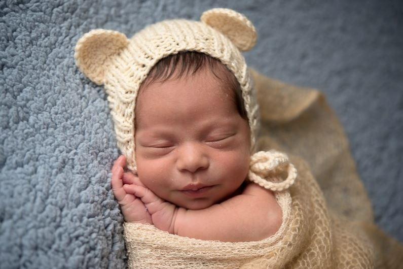 ensaio fotográfico recém nascido