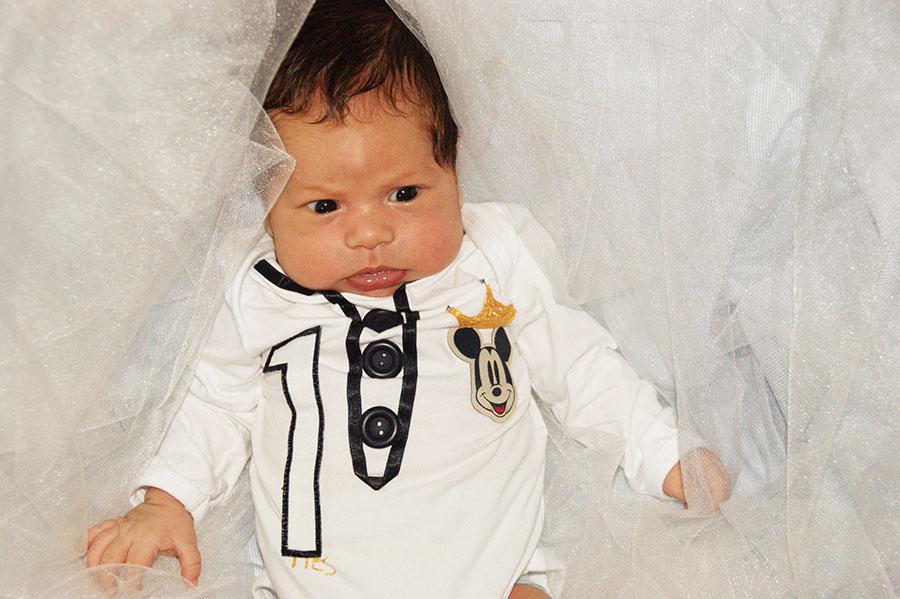 Primeiro mês Gabriel