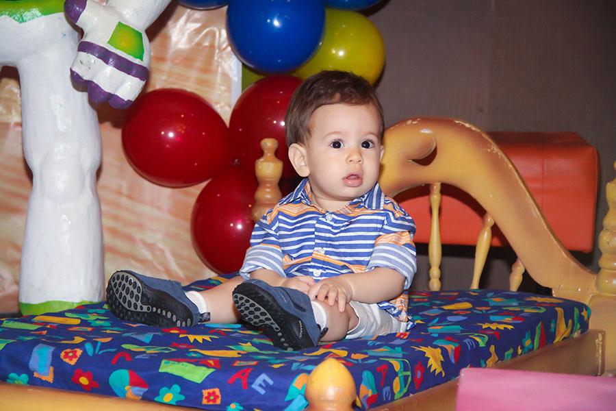 aniversário infantil - 01 aninho