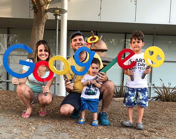 dá um google
