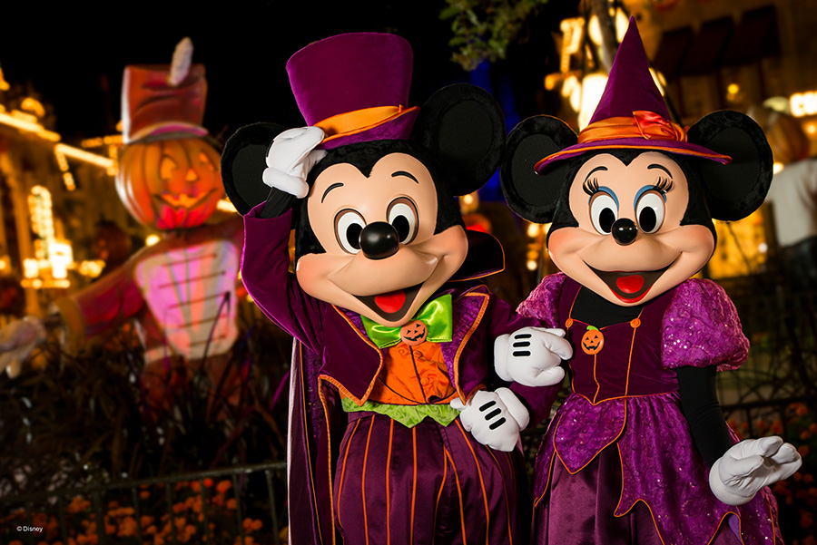 halloween Walt Disney World