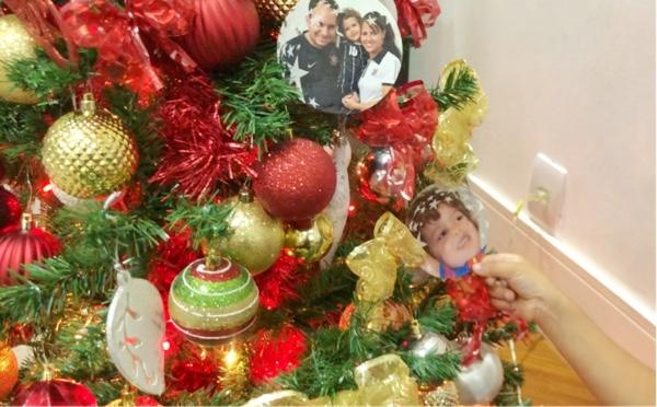 digipix decoração de natal